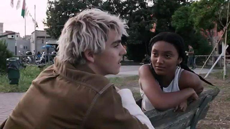 Fraser y Caitlin, dos personajes memorables