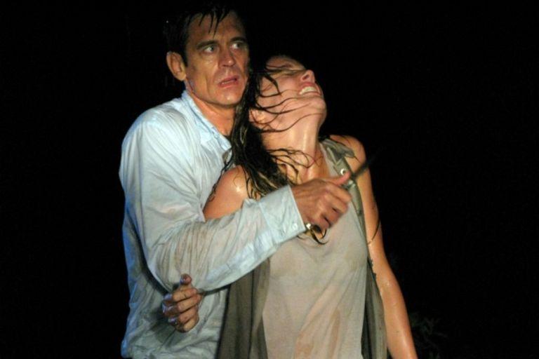 En Y pronto, la oscuridad, César Vianco interpretó a un comisario paraguayo involucrado en la desaparición de una turista estadounidense