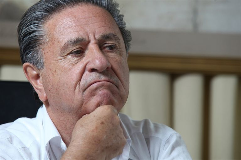 El expresidente Eduardo Duhalde