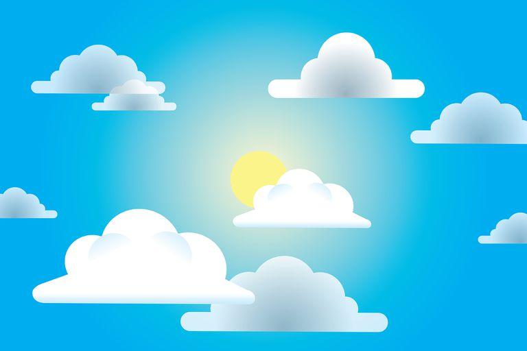 El pronóstico del tiempo para Ushuaia para el 11 de octubre. Fuente: Augusto Costanzo