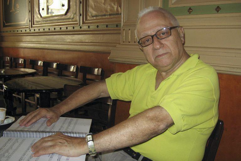 Murió el músico y director de cine Osías Wilenski, a los 87 años