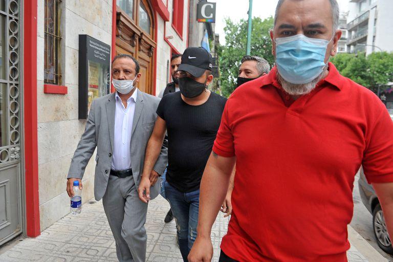 Ricardo Papadopulos  se presentó en ante la Justicia el 25 de diciembre pasado, luego de permanecer ocho días prófugo