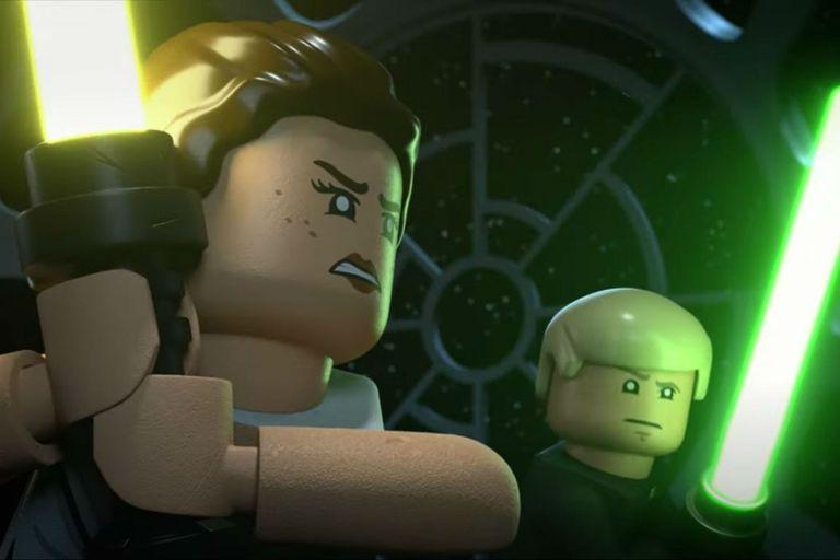 Lego Star Wars: Especial Navidad, una cita ineludible para los fans de la saga