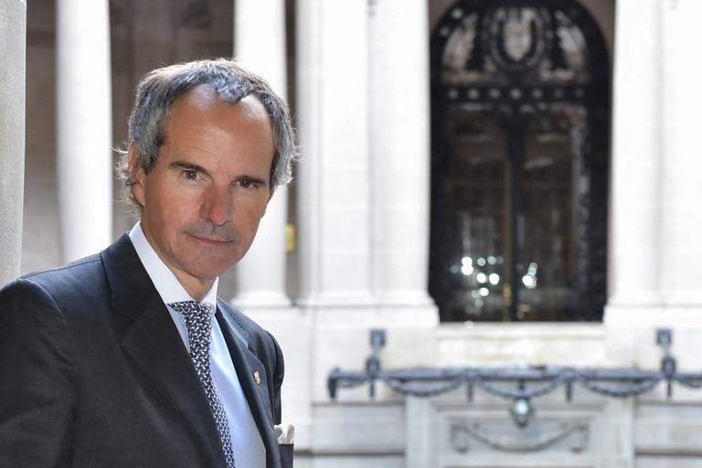 Rafael Grossi es el director general de la OIEA. Foto: Cancilleria