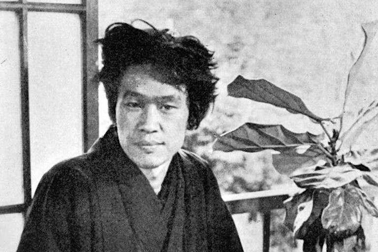 Riichi Yokomitsu, uno de los autores secretos