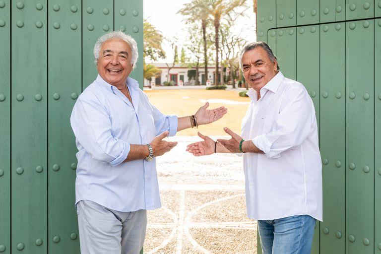 Antonio Romero Monge y Rafael Ruiz Perdigones serán anfitriones de lujo para Airbnb