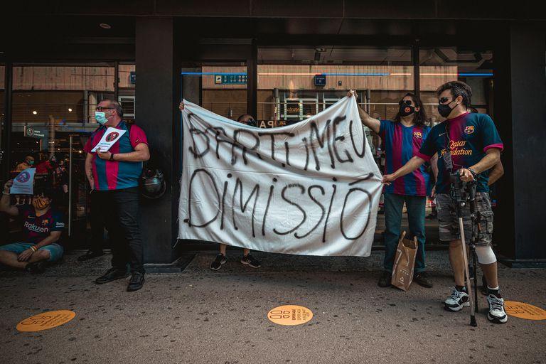 Del burofax al comunicado: la novela de Lionel Messi y el Barcelona que duró 345 días