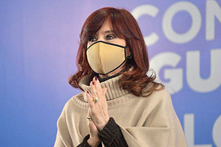 Cristina Kirchner en Lomas de Zamora