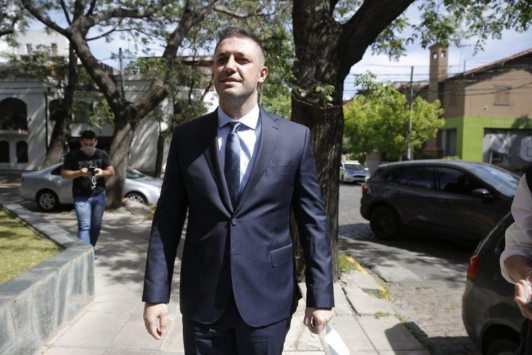 Matías Morla denunció a Mario Baudry, pareja de Verónica Ojeda y abogado del hijo de Maradona