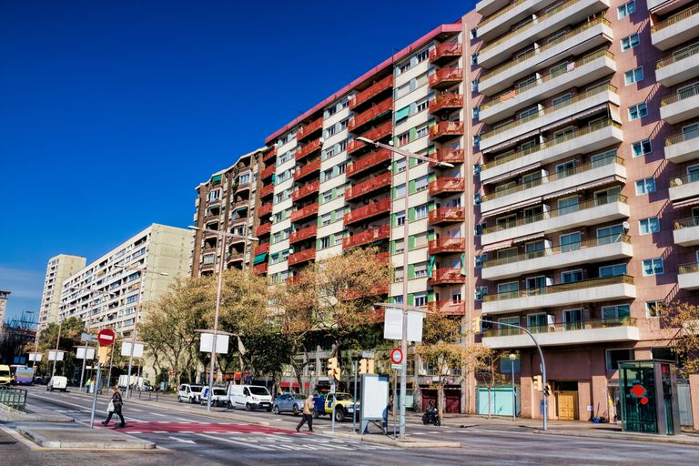 España: registra la mayor caída del mercado hipotecario de los últimos siete años
