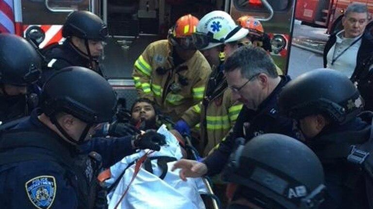 Explosión en Nueva York: el sospechoso, un joven de 27 años que vive en Brooklyn