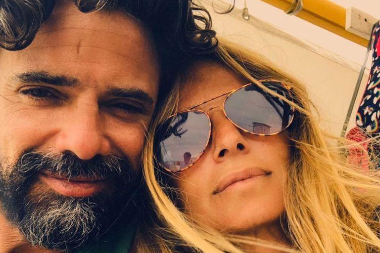El actor y ella postearon este fin de semana varias fotos donde se los ve juntos, ¿reconciliación o sólo amistad entre dos personas con hijos en común?