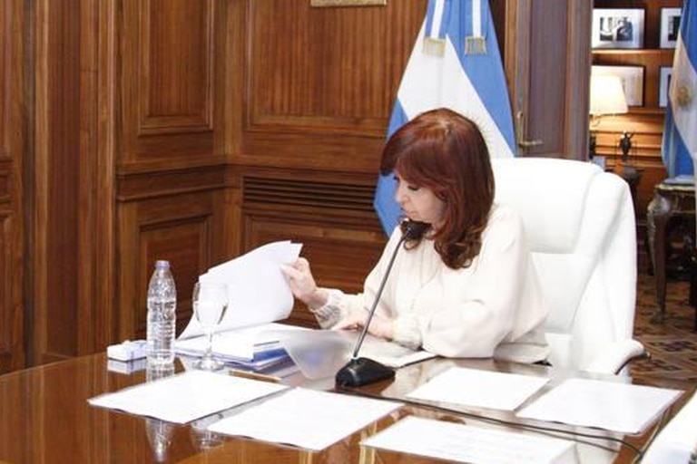 Dólar futuro: Cristina Kirchner declara ante la Casación con el objetivo de enterrar la causa en su contra