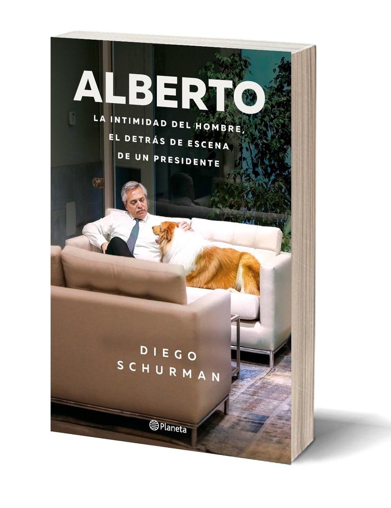 La portada del libro que publicó Planeta sobre el presidente
