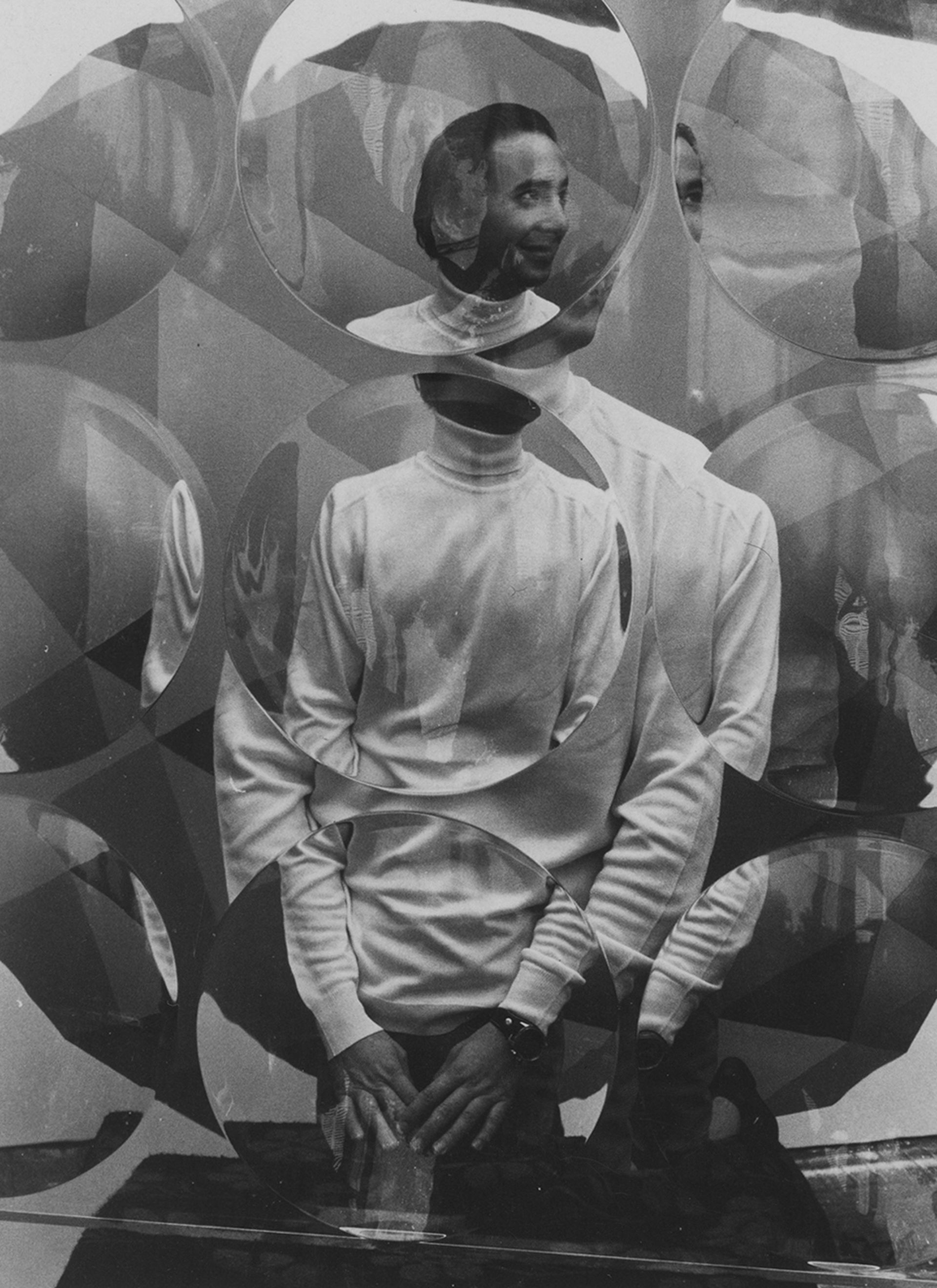 Retrato de Rogelio Polesello