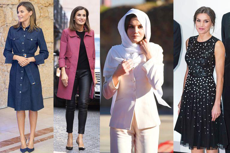 Reina Letizia: las quince claves de su estilo fashion