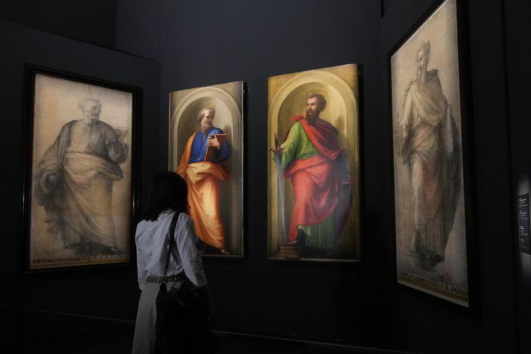 La nueva joya de Rafael, el genio del Renacimiento, que exhibe el Vaticano