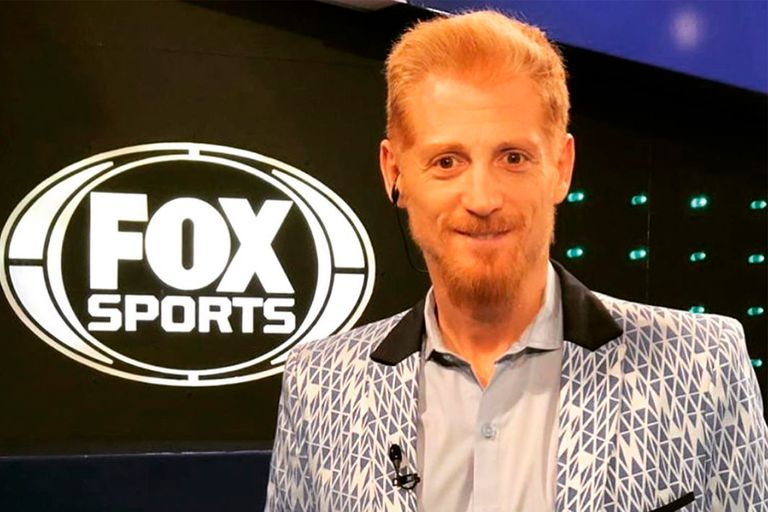 """Triste pero real"": la despedida de Martín Liberman a Fox Sports en Instagram"