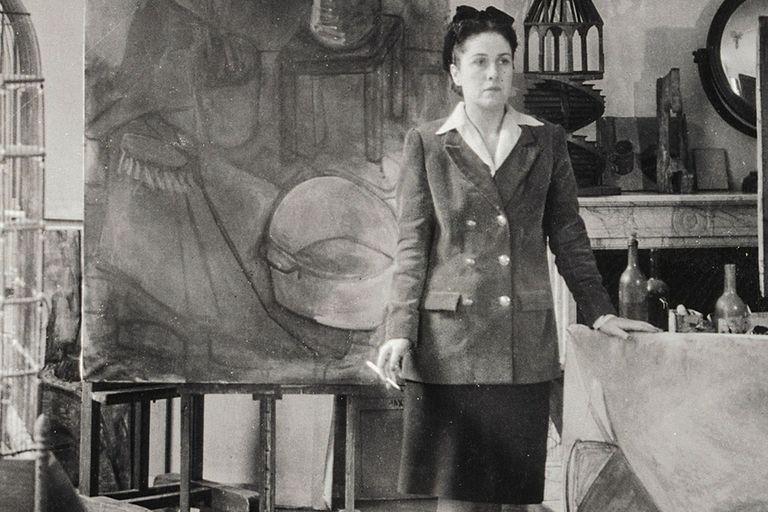 La obra de Maar quedó eclipsada por Picasso