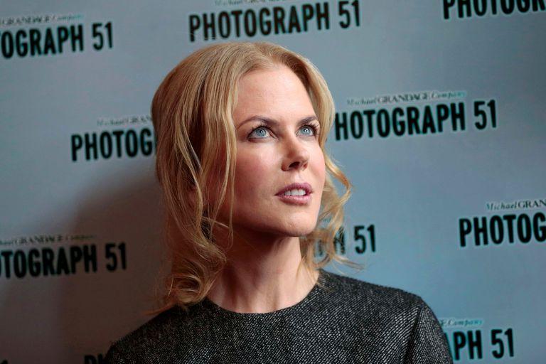 La actriz protagoniza el thriller Destrucción, por el que fue nominada al Globo de Oro y podría serlo al Oscar la semana próxima