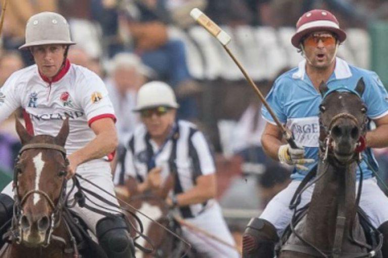 Argentina comenzó con un triunfo ante Inglaterra en la Copa de las Naciones