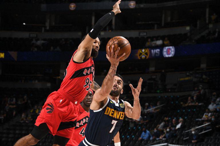Facu Campazzo gana cada vez más terreno en la NBA