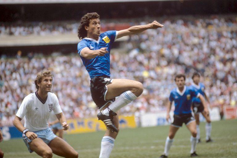 """Jorge Valdano se quedó afuera de la lista definitiva de Italia 90 poco antes del comienzo del Mundial; se había retirado en 1987, pero Carlos Bilardo se había pedido un """"último esfuerzo"""""""