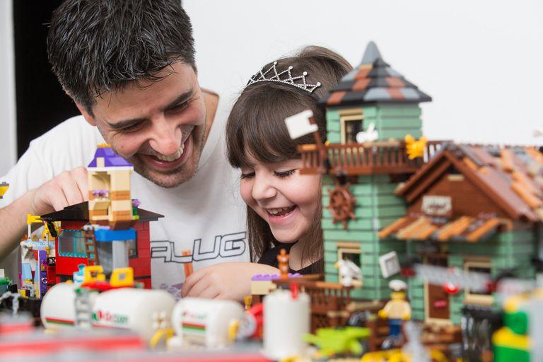 La historia que se esconde detrás del éxito de los Lego