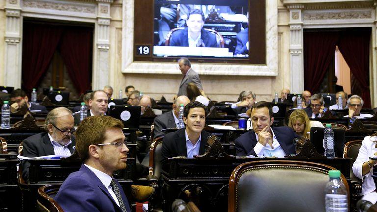 En la última sesión del año, Diputados aprobó el presupuesto 2018 y el Pacto Fiscal