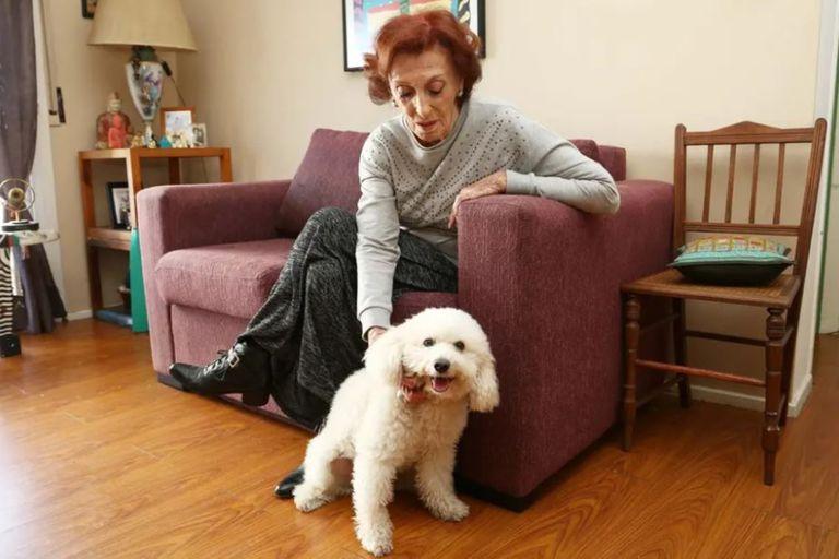 A días de cumplir 100 años, Hilda Bernard le ganó al coronavirus