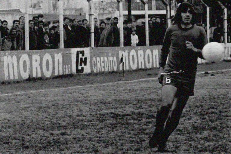 Carlovich y su amor por el fútbol