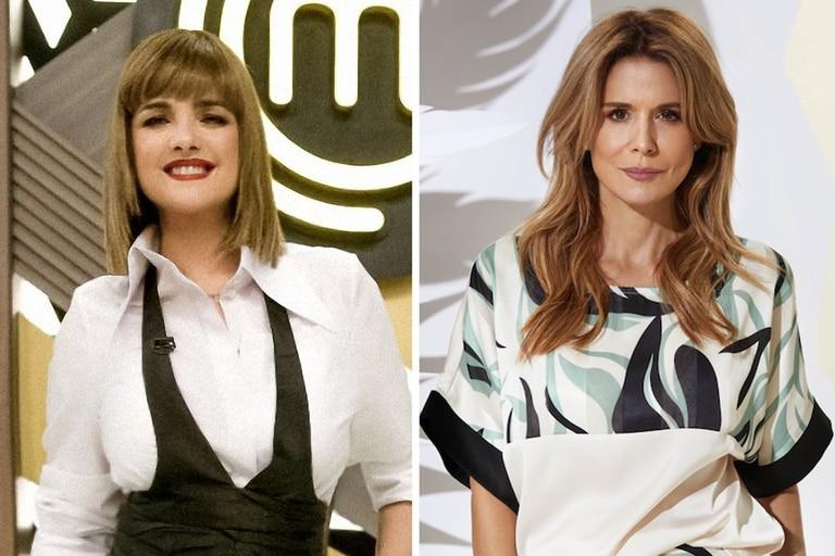 Araceli González y Flavia Palmiero fueron muy amigas, pero la vida las distanció y anoche las reencontró en MasterChef Celebrity