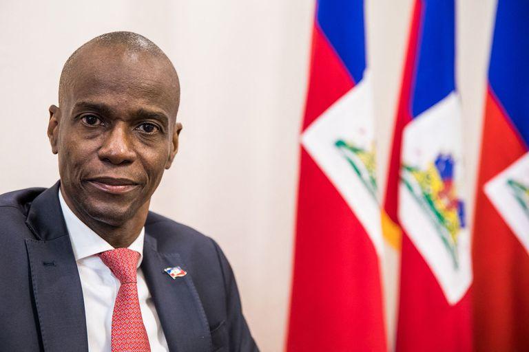 Jovenel Moïse, el 58 presidente Haití, denunció que pretendían matarlo, en febrero