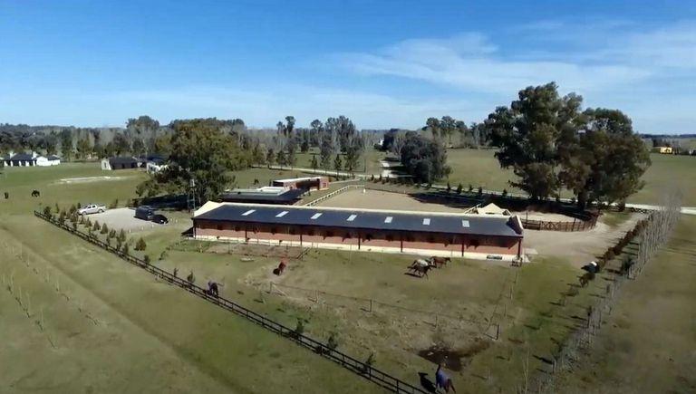 Un grupo comando ingresó en dos casas de un club de campo en Exaltación de la Cruz
