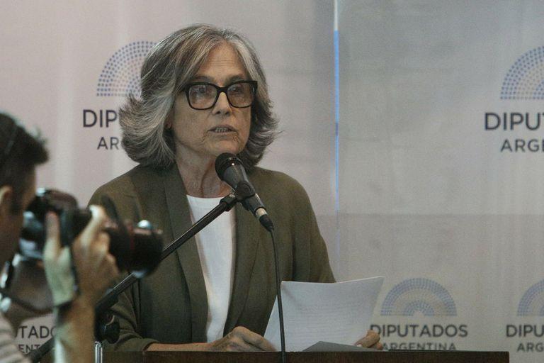 Cristina Miguens, directora de la revista Sophia