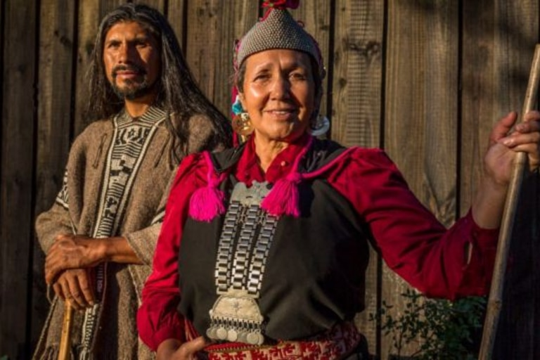Mapuches intentan preservar su lengua a través de la música y otras costumbres