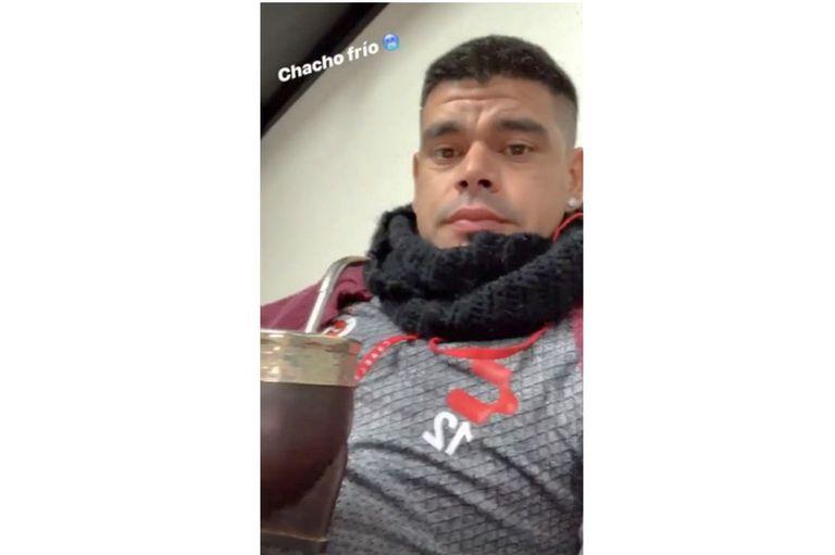 """""""Chacho frío"""": el post de Instagram de Gustavo Bou que generó polémicas"""