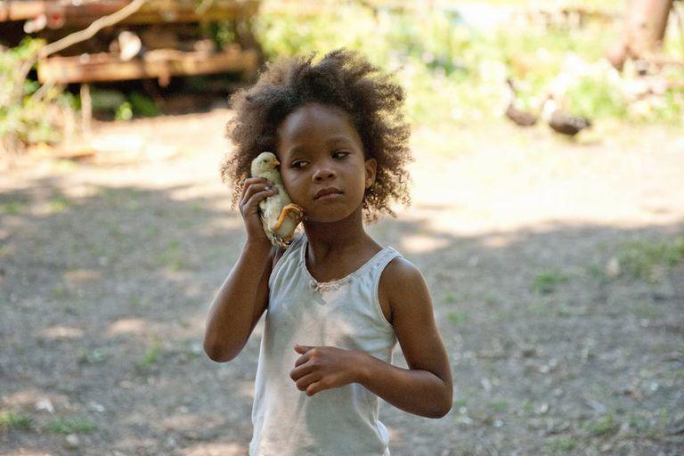 Quvenzhané Wallis, la nueva niña mimada de Hollywood