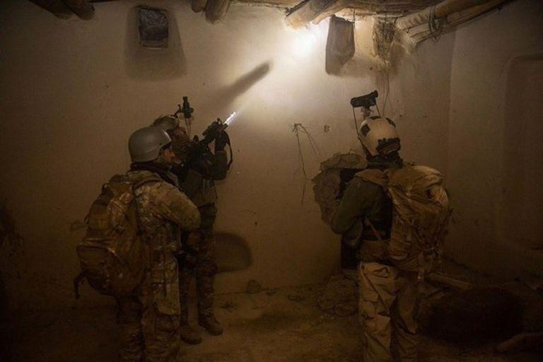13-09-2019 Militares afganos desplegados en una redada POLITICA ASIA INTERNACIONAL AFGANISTÁN MINISTERIO DE DEFENSA AFGANO