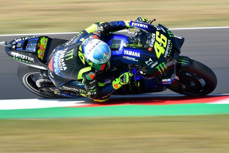 La leyenda: Valentino Rossi, ícono del motociclismo, le baja el telón a una carrera gloriosa