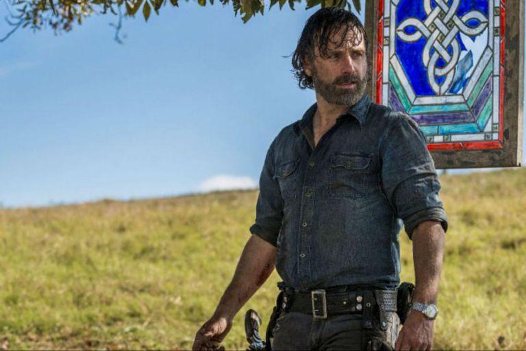 Andrew Lincoln como Rick Grimes