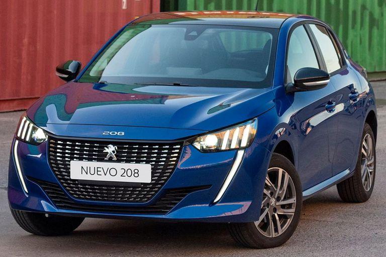 Nuevo Peugeot 208: conocé la ficha técnica y los precios