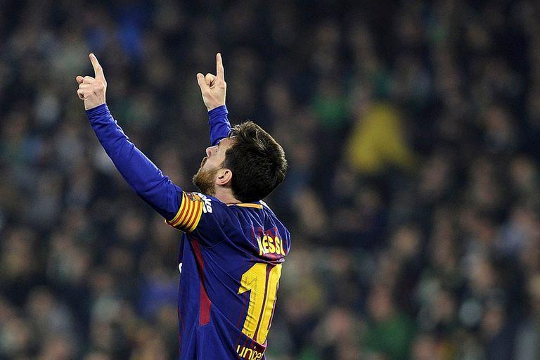 Messi tendrá en Setién al octavo DT desde su debut en Barcelona