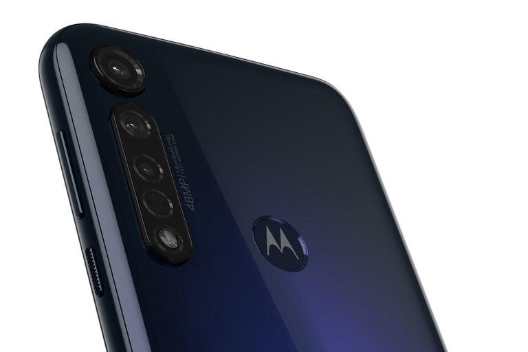 El sistema de triple cámara del Moto G8 Plus se destaca por incorporar las características destacadas de los modelos One de Motorola