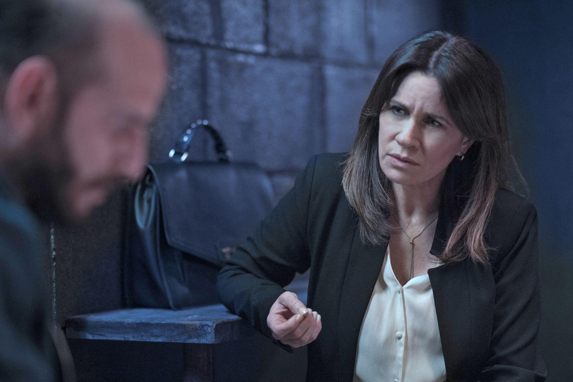 Nancy Dupláa, otra de las protagonistas de El Reino, una de las grandes apuestas argentinas que se podrán ver en Netflix