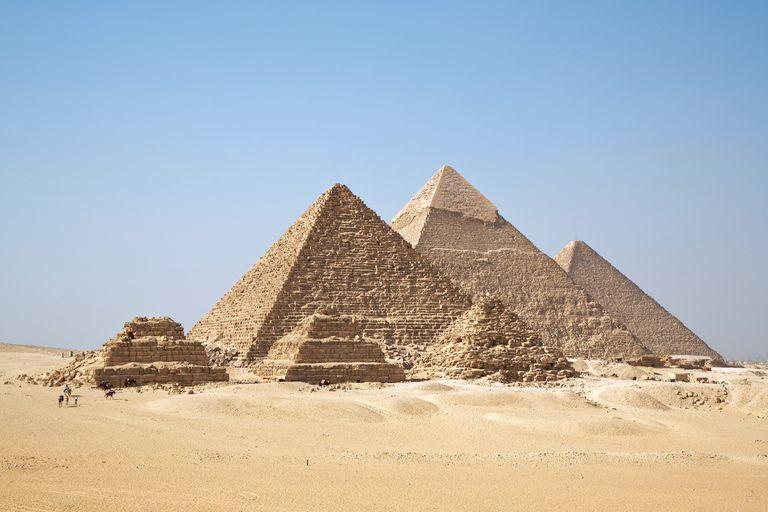 Misterio revelado: descubren quiénes construyeron las pirámides de Egipto