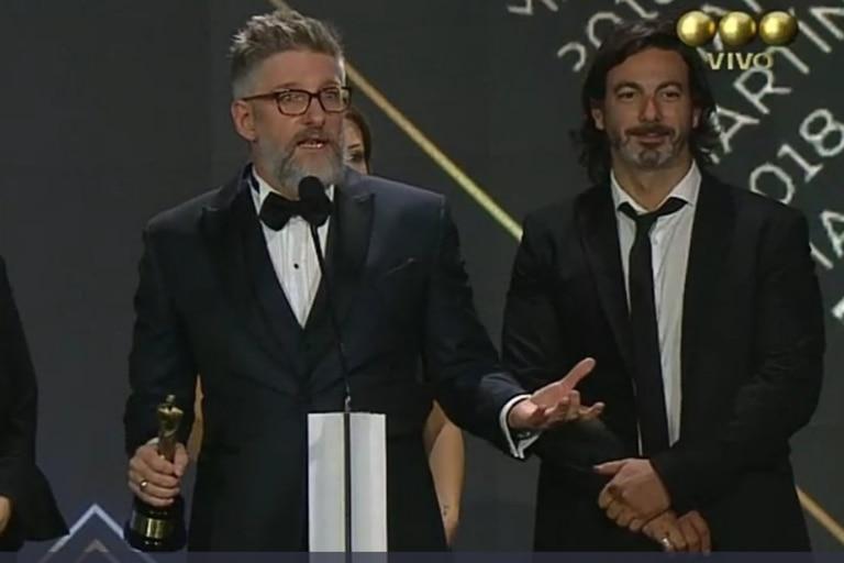 Martín Fierro de Oro: Luis Novaresio le contestó a Jorge Lanata
