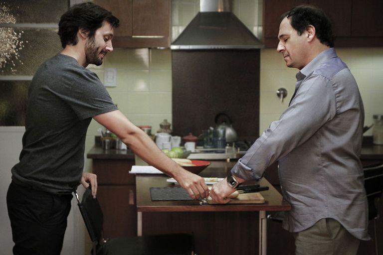 En el final, Pedro le pide a Guillermo que sea feliz