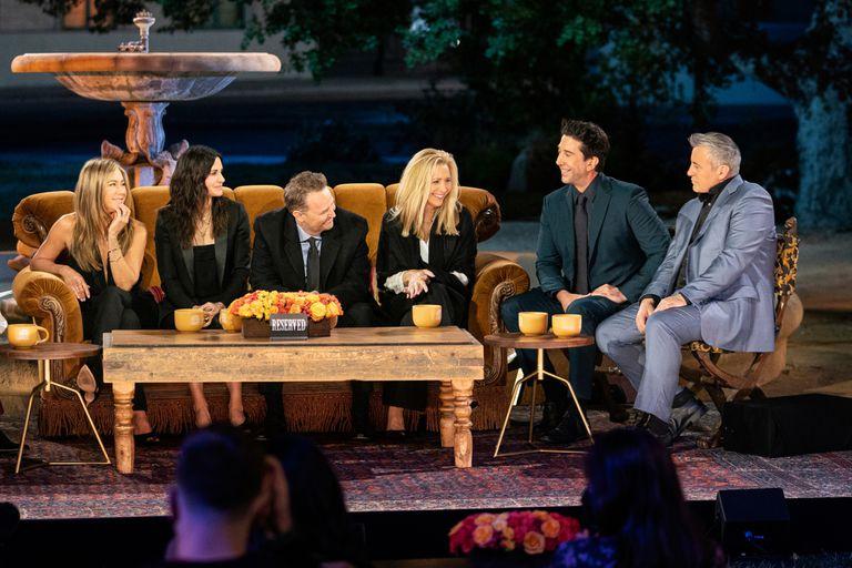 Cómo es Friends: The Reunion, el viaje nostálgico de una serie entrañable