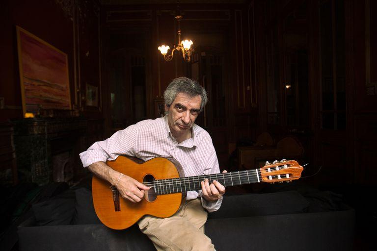"""El músico Juan Falú asume en el área de Cultura de la Cancillería: """"Es un desafío, que siempre supone un riesgo"""", dijo Falú"""